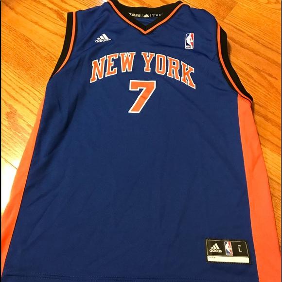 02bfb9d53 adidas Other - NY Knicks Carmelo Anthony jersey